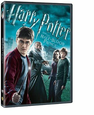 NEW - Harry Potter and the Half-Blood Prince (Widescreen Edition)