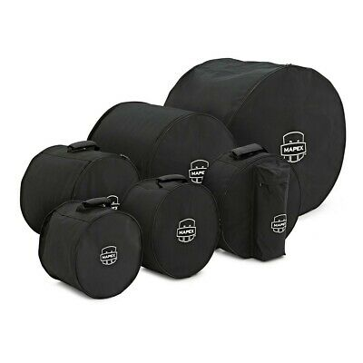 Mapex LA Rock Fusion 6 Piece  Bag Case Set DB-22LA6PCE