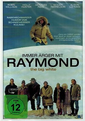 DVD NEU/OVP - Immer Ärger mit Raymond (The Big White) - Robin Williams
