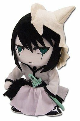 "On Sale! Bleach GE-8979 ~ 8"" Ulquiorra Official Licensed Plush Toy Doll Stuffed"