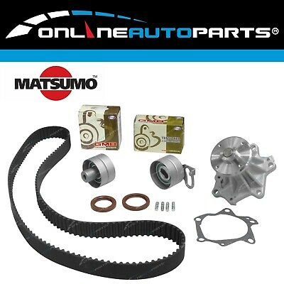 Water Pump Timing Belt Kit for Patrol GQ Y60 GU Y61 RD28-T Turbo Diesel 8/95~00