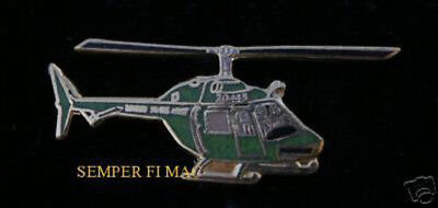 OH-58 SCOUT HELICOPTER HAT//LAPEL PIN