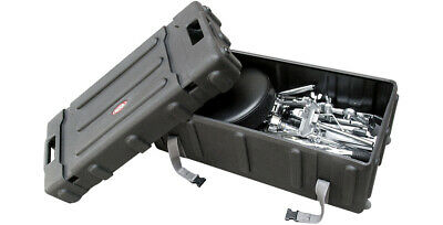 SKB MID-SIZE PRO HARD CASE w/ WHEELS for DRUM, CYMBALS, PEDAL & STAND HARDWARE