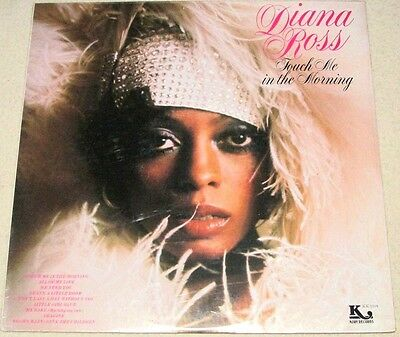 Diana Ross Touch Me in the Morning 1977 Kory Records KK-1008 R&B SOUL Sealed LP
