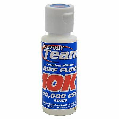 Silicone Diff Fluid 10000cst  Team Associated ASC5455