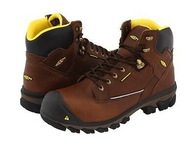 NIB KEEN UTILITY  Portland WORK/CASUAL BOOTS MADE IN USA