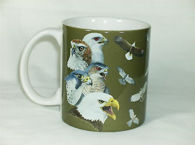 Birds of Prey 11 OZ. Ceramic Coffee Mug or Tea Cup