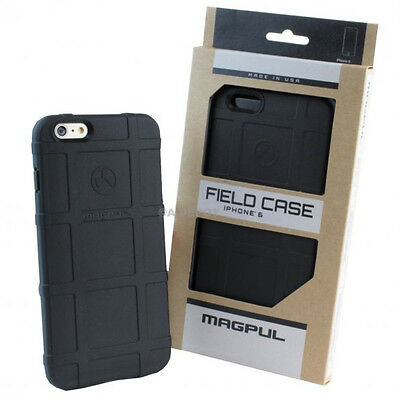 Magpul [Field Case] For iPhone 6 4.7 Black Original Packaging Cover+Screen
