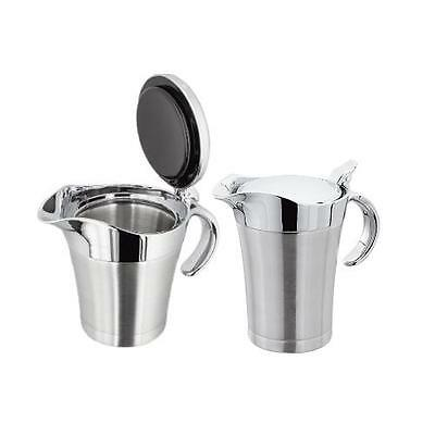 Judge 500ml or 650ml Thermal Insulated Sauce Gravy Serving Jug Jugs Pot
