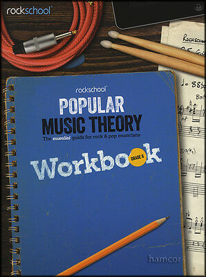 Rockschool Popular Music Theory Workbook Grade 6