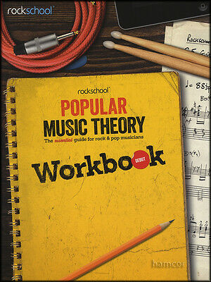 Rockschool Popular Music Theory Workbook Debut Grade