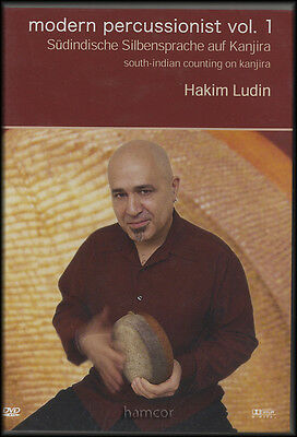 Modern Percussionist DVD 1 South Indian Counting on Kanjira Hakim Ludin