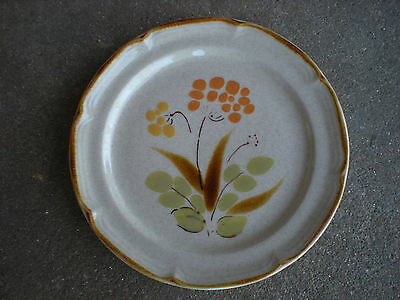 Hearthside The Classic Somerset Bread/Dessert Plate Stoneware  JAPAN