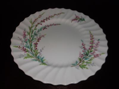 1 Royal Doulton Salad Plate~Bell Heather~Scalloped~No Trim