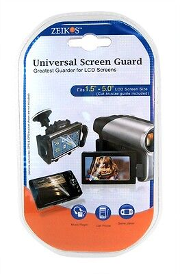3 Clear Screen Protector for Nikon Coolpix L24