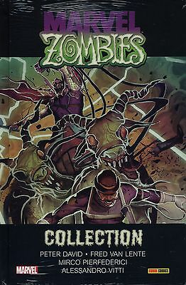 MARVEL ZOMBIES COLLECTION HC (deutsch) ab #1 LIM. VARIANT-HARDCOVER Walking Dead