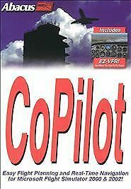 Copilot: add-on for Microsoft Flight Simulator 2002 & 2000 by Abacus