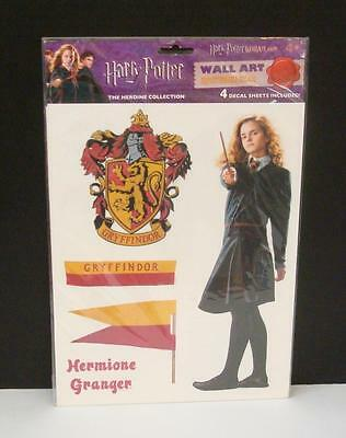 NEW HARRY POTTER WALL ART HERMIONE GRANGER THE HEROINE COLLECTION