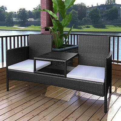 gartenbank phuket 3 sitzer mit tisch sitzbank bank eukalyptus hartholz 3827. Black Bedroom Furniture Sets. Home Design Ideas