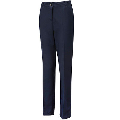 79% OFF RRP Cypress Point Ladies Golf Pant Trousers - Navy