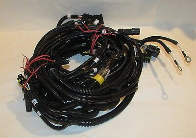 Labrie Environmental Group, Wire Harness, Light Panel  P/N: 151312