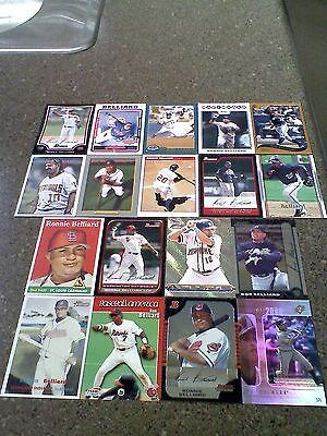 *****Ronnie (Ron) Belliard****  Lot of 50 cards  43 DIFFERENT