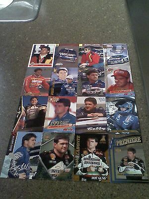 *****Bobby Labonte*****  Lot of 54 cards   44 DIFFERENT