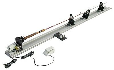 American Tackle 110V  Power Rod Wrapper & Dryer Combo
