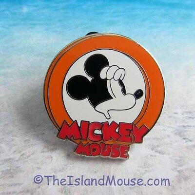 Disney Oh Mickey! Pouch Orange Pin (UF:75886)