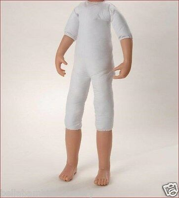 "1/4 LiMb SoFt CLoTh  DoLL BoDy FoR 36"" ReBoRn"