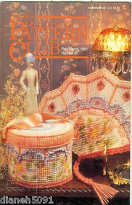 Annie's Quick & Easy Pattern Club Back Issue Magazine February / March 1991 # 67