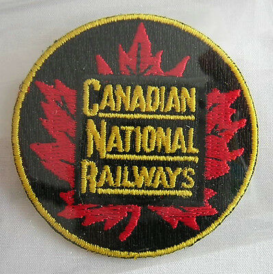 CANADIAN NATIONAL RAILWAYS Railroad PATCH