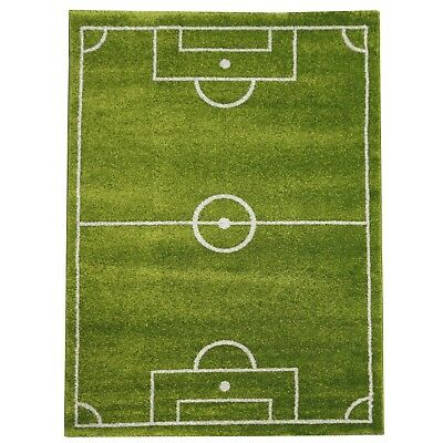 Football Rug BF Fun L115 - NEW SOCCER HEAVY QUALITY Selectable Size NEW