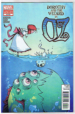 DOROTHY and the WIZARD in OZ #4, NM, Wonderful , Frank Baum, 2011, more in store