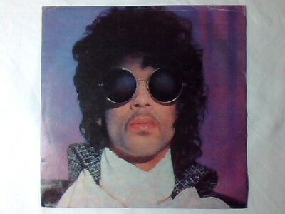 "PRINCE When doves cry 7"" ITALY"