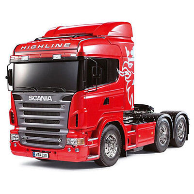 TAMIYA RC 56323 Scania R620 - 6x4 Highline Tractor Truck 1:14 Assembly Kit