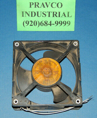 Rotron RE-147 Muffin Fan 105-125Volt 14Watts 50/60CPS RE147