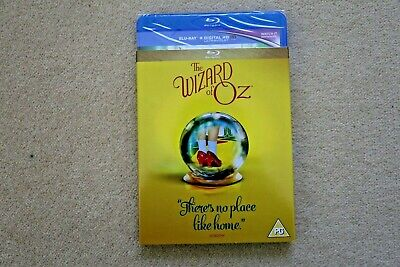 Blu-Ray The Wizard Of Oz 75Th Anniversary Edition   Brand New Sealed Uk Stock