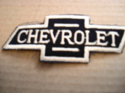 Chevrolet Chevy Symbol New Clothing Patch