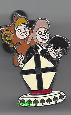 Disney DLR - 2009 Hidden Mickey Series Peter Pan Chess Collection Lost Boys Pin