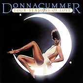 Four Seasons of Love by Donna Summer (Vocals) (CD, Apr-1991, Casablanca)