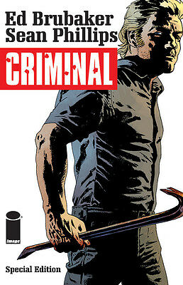 Criminal: The Special Edition (2015) #1 Vf/nm One-Shot Image Comics