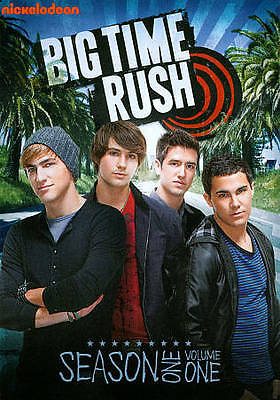 Big Time Rush: Season 1, Volume One by Kendall Schmidt, James Maslow, Carlos Pe