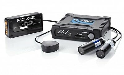 Racelogic Video VBOX Lite Two Camera Kit and OLED Predictive Timing Display