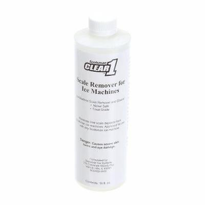 Scotsman - 19-0653-01 - Clear 1 Scale Remover - 16 oz Ice Machine Cleaner