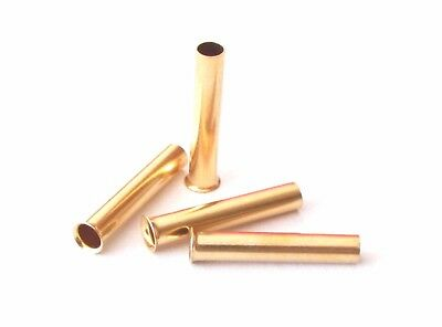 WBT cable end sleeves WBT0434 2.5mm 13awg gold plated for high connectivity x 4