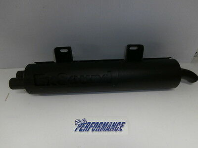 New Kawasaki Atv Quiet Muffler 650I 750I Brute Force Kvf Exhaust