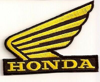LOT OF 5 - HONDA MOTORCYCLE GOLD WING BIKER  PATCH