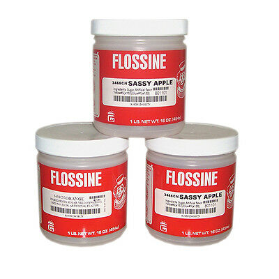 GOLD MEDAL FLOSSINE Candy Floss Colouring 450gms FREE shipping Europe