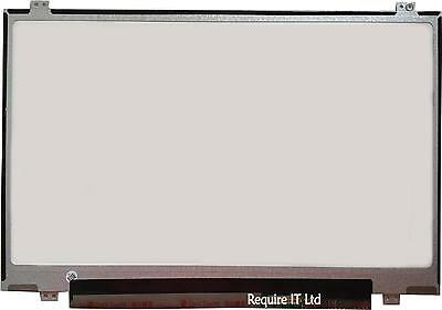 "New 14.0"" Led Screen Lcd Panel Like Cmo Chimei Innolux N140Fge-L32 Rev.c1 Matte"